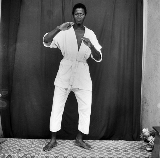 Studio Malick, Bamako, March 1971 