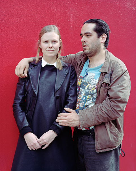 Heather and Johnny, 2012, San Francisco, CA