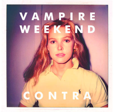 vamp cover Vampire Weekend: Contra