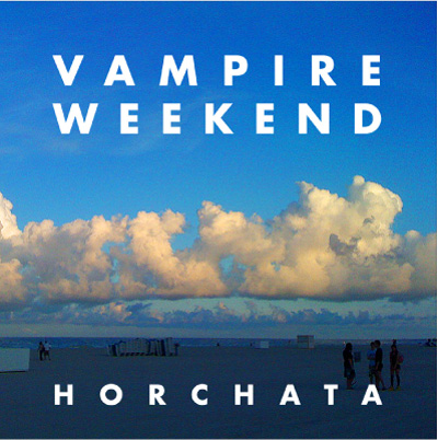 vampire cover3 Vampire Weekend: Horchata