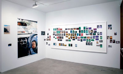 Wolfgang Tillmans, Installation View. (Photography courtesy of Andrea Rosen Gallery)