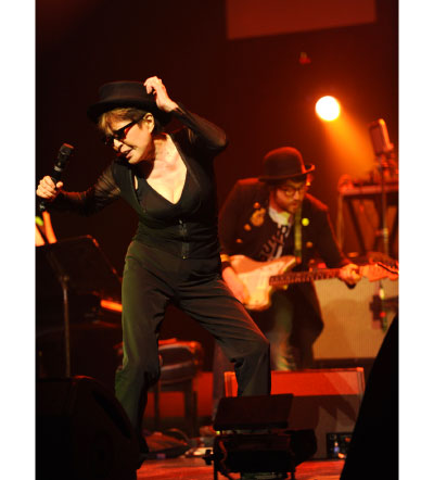 yokolive cover Yoko Ono: Live in Brooklyn Review